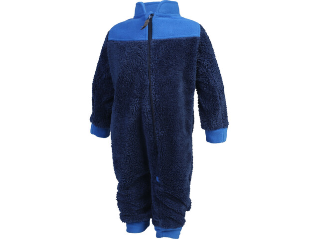 Color Kids Karim Mono de forro polar Niños, estate blue